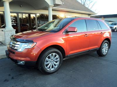 Used 2008 Ford Edge Limited