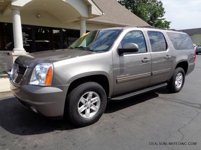 Used 2012 GMC Yukon XL 1500 SLT
