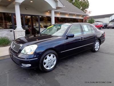 Used 2003 Lexus LS 430
