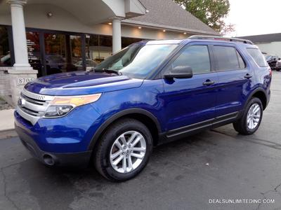 Used 2015 Ford Explorer Base