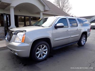 Used 2007 GMC Yukon XL 1500 SLT