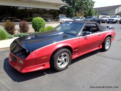 Used 1986 Chevrolet Camaro Z28