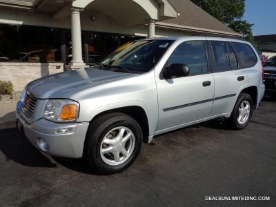 Used 2007 GMC Envoy SLE