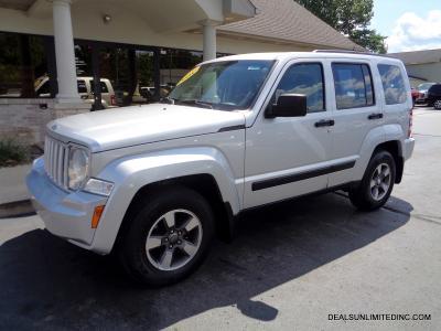 Used 2008 Jeep Liberty Sport