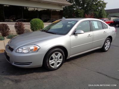 Used 2006 Chevrolet Impala LT