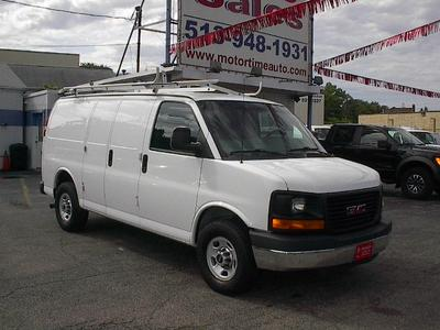 Used 2011 GMC Savana 3500 Work Van