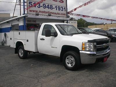 2010 Chevrolet Silverado 2500 Work Truck