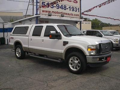 Used 2010 Ford F-250 Lariat