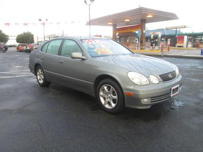 Used 2001 Lexus GS 300