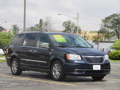Used 2014 Chrysler Town & Country Touring-L
