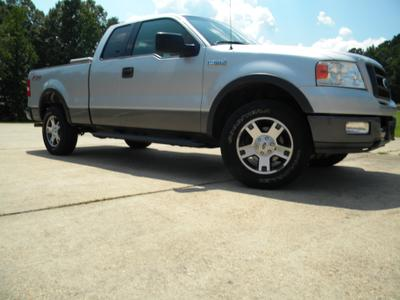 Used 2004 Ford F-150 FX4 SuperCab