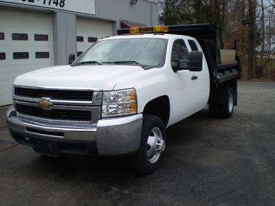 Used 2009 Chevrolet Silverado 3500 Work Truck Extended Cab DRW