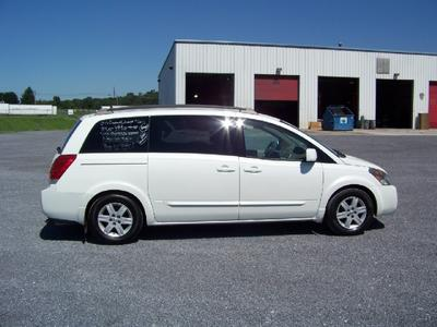 Used 2004 Nissan Quest 3.5 SL