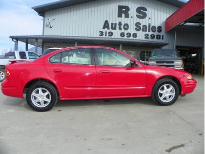 Used 2003 Oldsmobile Alero GL