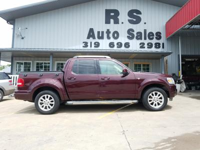 Used 2007 Ford Explorer Sport Trac Limited