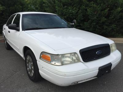 Used 2003 Ford Crown Victoria