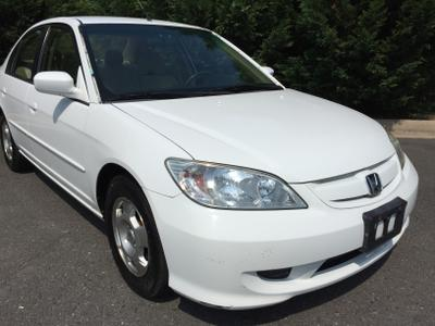 Used 2004 Honda Civic