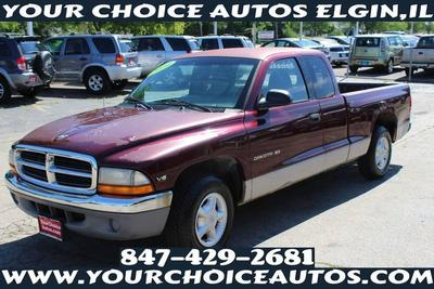 Used 2000 Dodge Dakota