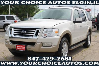 Used 2010 Ford Explorer Eddie Bauer