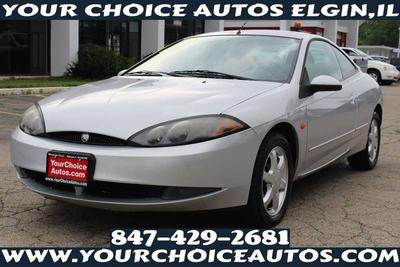 Used 2000 Mercury Cougar V-6
