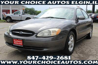 Used 2002 Ford Taurus SES