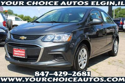 Used 2017 Chevrolet Sonic LS