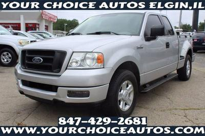 Used 2005 Ford F-150 STX Flareside