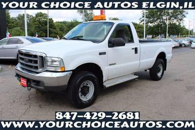 Used 2004 Ford F-250 XLT Super Duty