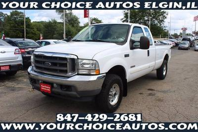 Used 2003 Ford F-250 XLT SuperCab Super Duty