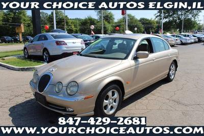 Used 2001 Jaguar S-Type 3.0