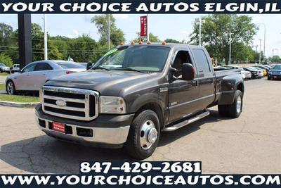 Used 2006 Ford F-350 XLT Crew Cab Super Duty