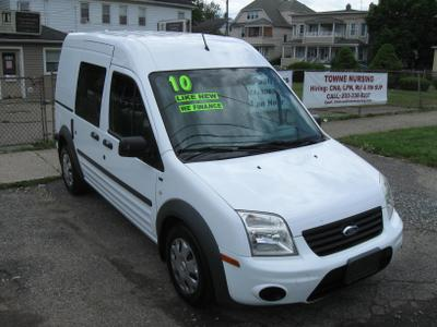 Used 2010 Ford Transit Connect XLT