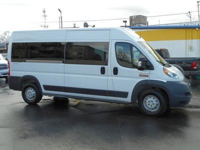 Used 2014 RAM ProMaster 2500 Window Van