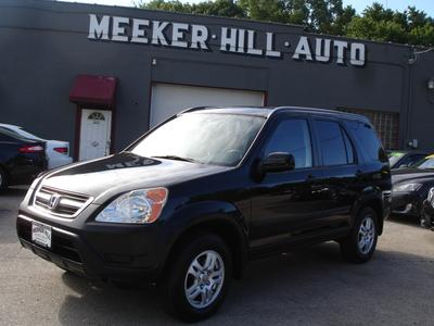 Used 2002 Honda CR-V EX