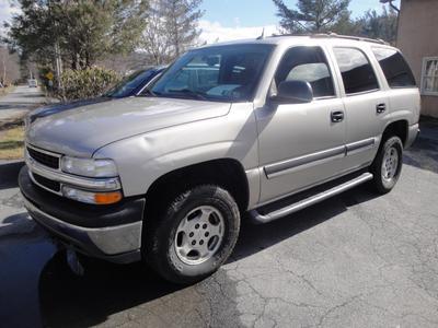 Used 2005 Chevrolet Tahoe LS
