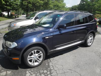 Used 2008 BMW X3 3.0si
