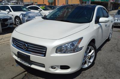 Used 2014 Nissan Maxima SV