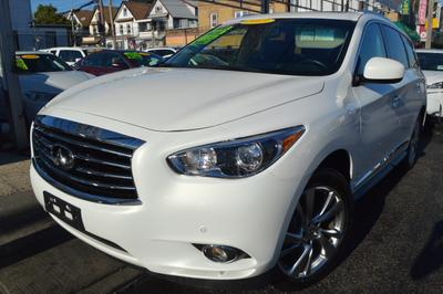 Used 2013 INFINITI JX35 Base