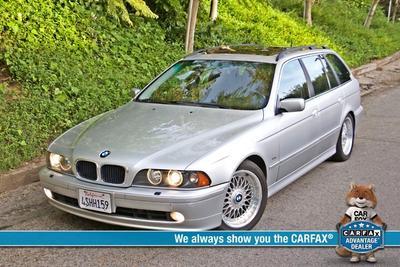 Used 2001 BMW 525 i
