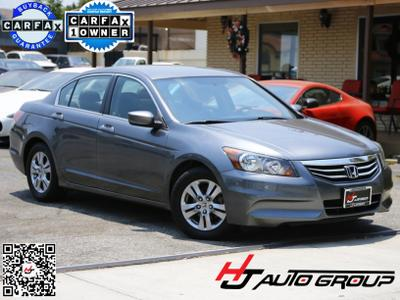 Used 2011 Honda Accord SE