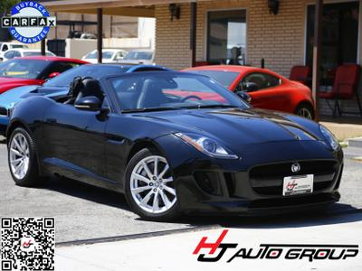 Used 2014 Jaguar F-TYPE Base