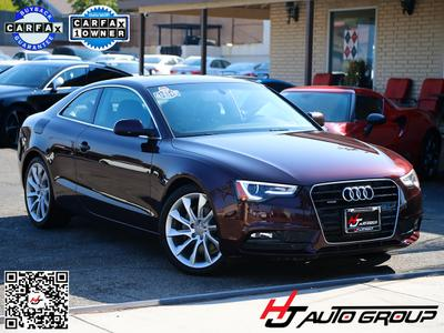 2014 Audi A5 2.0T Premium