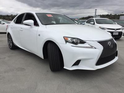 Used 2016 Lexus IS 200t Base