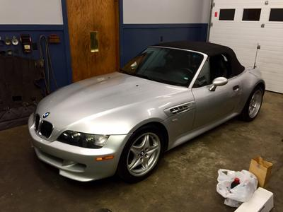 Used 2000 BMW M Roadster