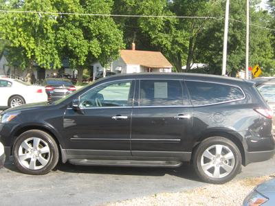 Used 2015 Chevrolet Traverse LTZ