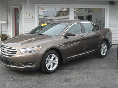 Used 2016 Ford Taurus SEL