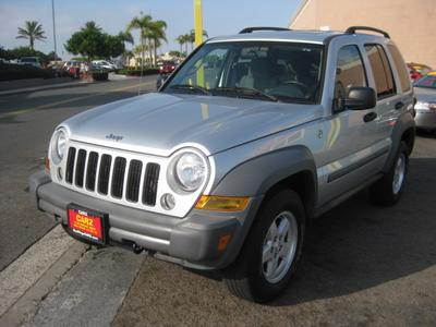 Used 2006 Jeep Liberty Sport