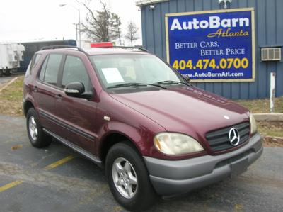 Used 1998 Mercedes-Benz  ML320