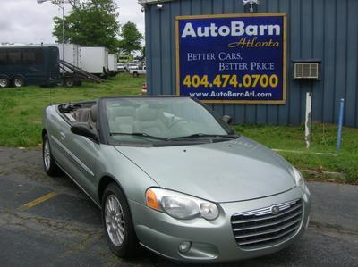 Used 2006 Chrysler Sebring Touring