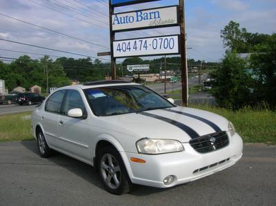 Used 2000 Nissan Maxima